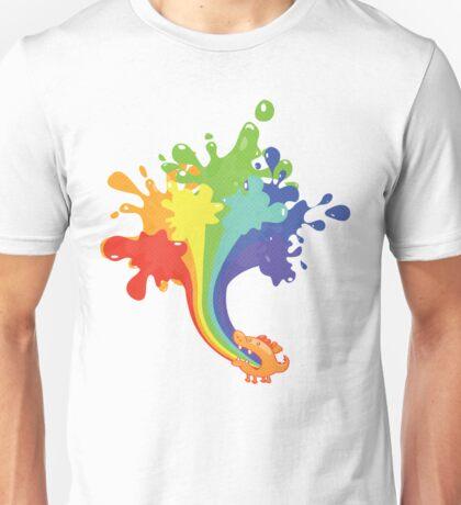 Dragon Spew Unisex T-Shirt