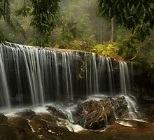 Sommersby Falls - Central Coast, Australia by Kath Salier