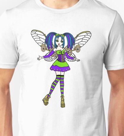 Steampunk Faerie Unisex T-Shirt