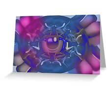 Abreasted DREAM Greeting Card