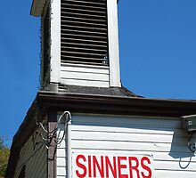 Sinners by Judy Yanke Fritzges