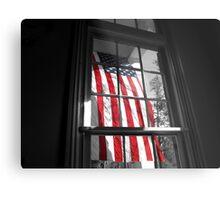 American Window  Metal Print