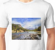 Bow River Row Boat Unisex T-Shirt