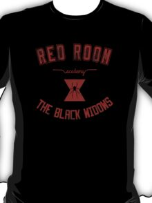 red room academy (grungy version) T-Shirt