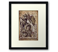 The Hobbit - The Desolation of Smaug Framed Print