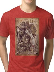 The Hobbit - The Desolation of Smaug Tri-blend T-Shirt