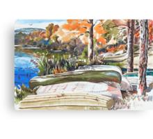 Last Summer in Brigadoon Canvas Print