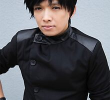 Monty Oum- The only thing that stops us from doing the really cool things is...time. by strikingspark