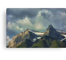 East End Of Rundle Canvas Print