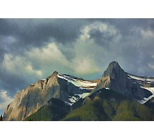 East End Of Rundle Photographic Print
