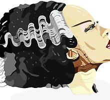 Bride of Frankenstein by DrFilloy