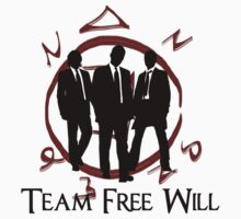 Team Free Will by Raika