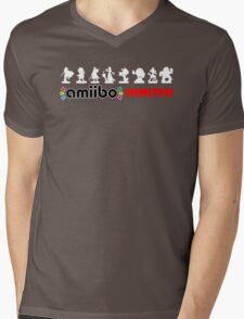 The Amiibo Hunter Shirt #2 Mens V-Neck T-Shirt
