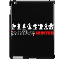 The Amiibo Hunter Shirt #2 iPad Case/Skin