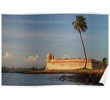 Fortin San Juan de la Cruz 1  Poster