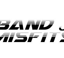 Band of Misfits White Logo by bandofmisfits