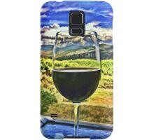 Tinhorn Wine Samsung Galaxy Case/Skin