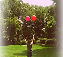 99 Red Balloons by Shadowfaery