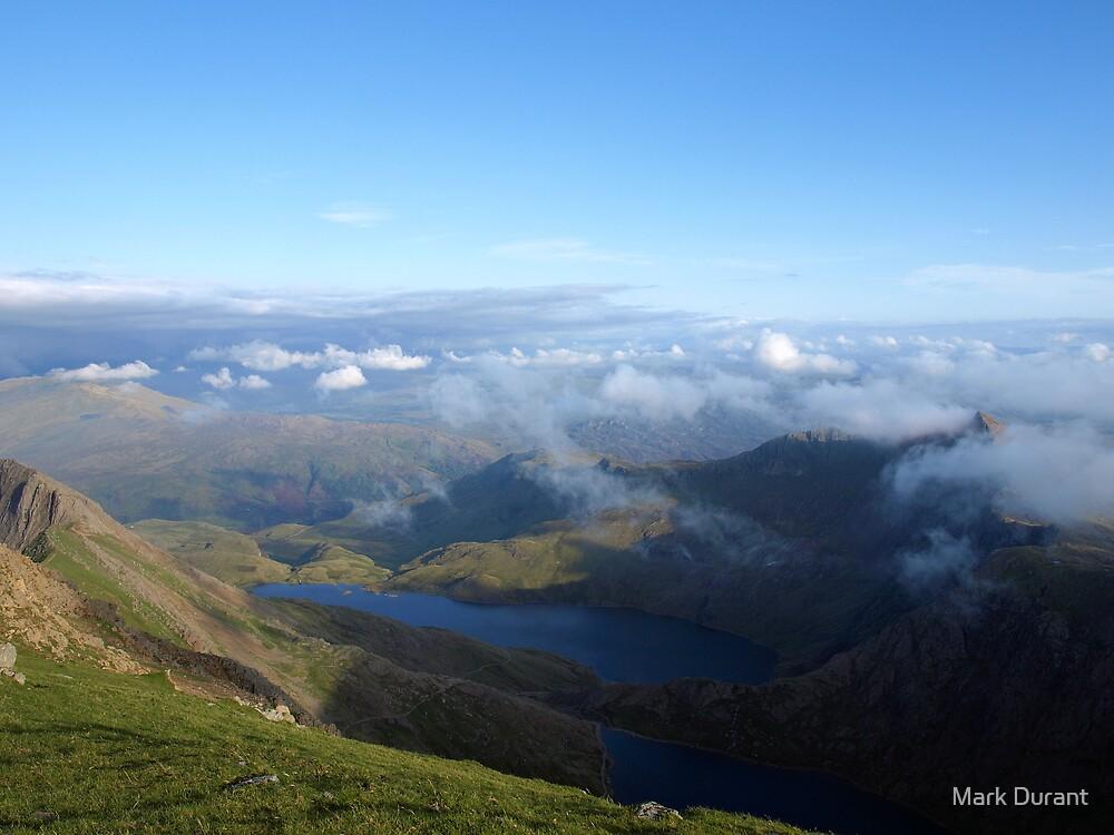 View from Garnedd Ugain by Mark Durant