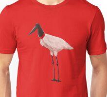 Tuiuiú / Jabiru mycteria (Bird) Unisex T-Shirt