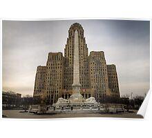 Niagara Square Poster