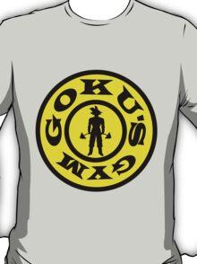 Goku's Gym T-Shirt