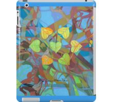 Seven Cottonwoods of the Bosque iPad Case/Skin