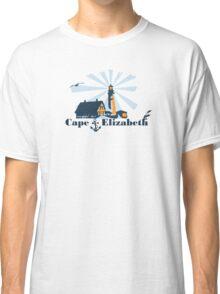 Cape Elizabeth. Classic T-Shirt