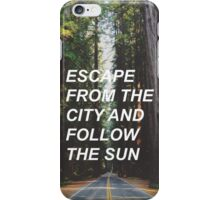 Ready To Run 5/5S Case iPhone Case/Skin