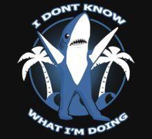 left dancing shark T-Shirt