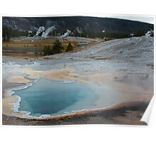 Yellowstone Jewels Poster