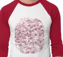 Dinathus - Colored Line Art Men's Baseball ¾ T-Shirt