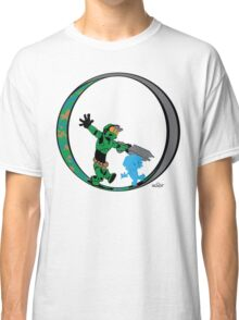 Galactic Journey Classic T-Shirt