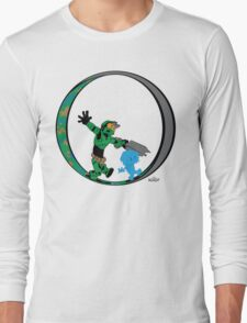 Galactic Journey Long Sleeve T-Shirt