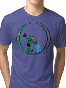 Galactic Journey Tri-blend T-Shirt