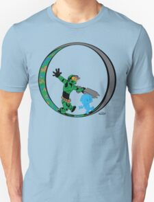 Galactic Journey Unisex T-Shirt