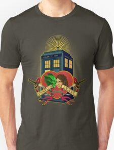 VASTRA AND JENNY LOVE  Unisex T-Shirt