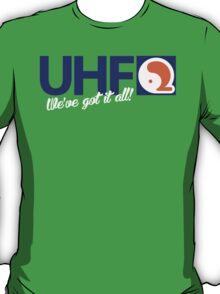 UHF 62 - Weird Al T-Shirt