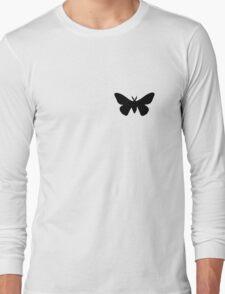 Moth Long Sleeve T-Shirt