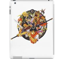 Suikoden 1 Cover (no text) iPad Case/Skin