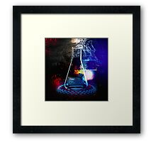 America on Drugs Framed Print