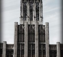 Castle Building by bchrisdesigns