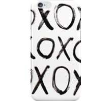 xo iPhone Case/Skin