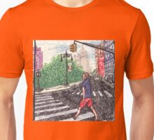 intense speedwalker Unisex T-Shirt