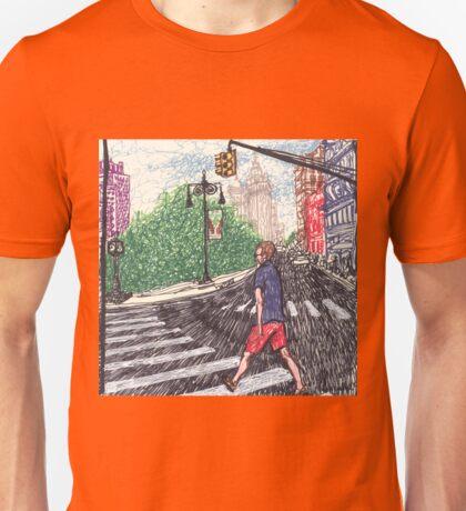 intense speedwalker Unisex T-Shirt