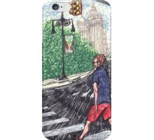 intense speedwalker iPhone Case/Skin