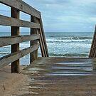 North Topsail Beach, NC by Judy Clark