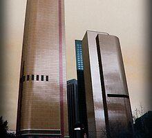 Bank Buildings by bchrisdesigns