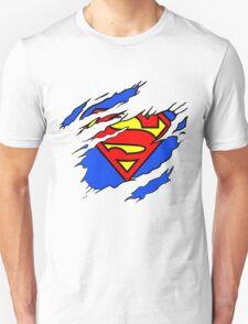 Superman Ripped  T-Shirt
