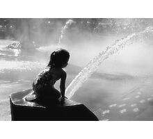 water wonder Photographic Print